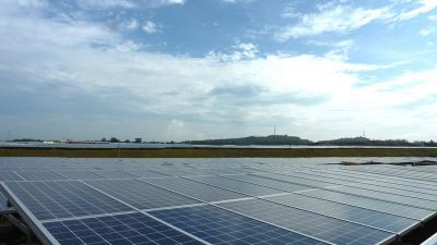 Solar Farm - Pajam, Negeri Sembilan (2013)