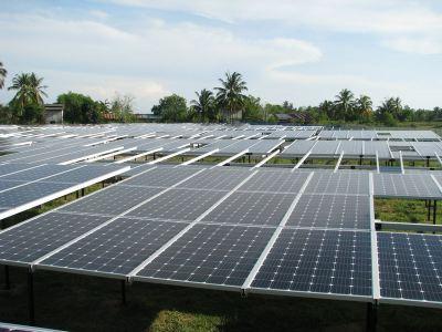 Solar Farms - Tok Bali, Pasir Hitam