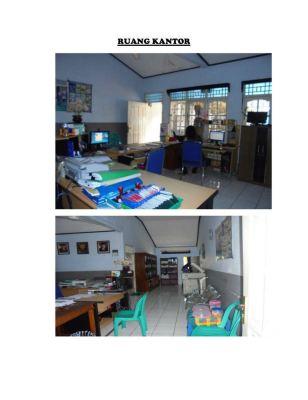 Perlengkapan Praktek Ruang Absensi Elektronik