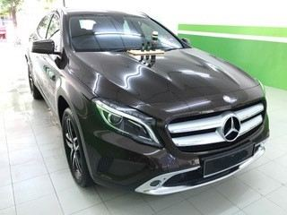 Benz Car Coating Testimonial