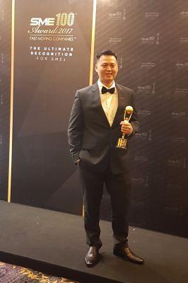 SME100 Award 2017
