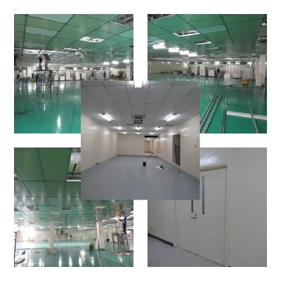 CLASS 100K CLEANBOOTH INSTALLATION & SUPPLY @ SUBIC