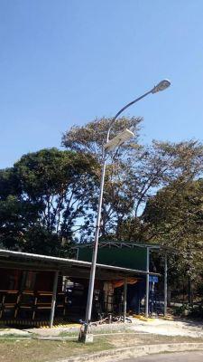 SOLAR STREET LIGHT SUPPLY & INSTALL - SBFZ, OLONGAPO (H)