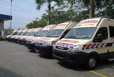 RORO Services - Ambulance