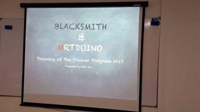 BlackSmith Training