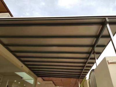 To supply & Installation ACP Aluminum compansite panel 4mm