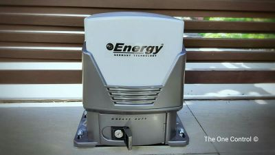 Sliding Autogate System with Backup Battery and Key Release .  Taman Manggis Banting .