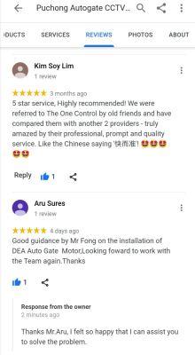 Thanks Mr Lim & Mr Aru