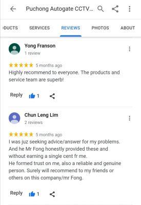 Thanks Yong & Lim