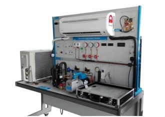 Split Type Air Conditioning Trainer