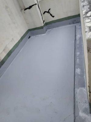 apply H200 Acrylic membrane