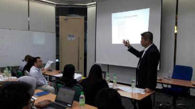 Seminar by CCC at Kone Elevator Sdn Bhd