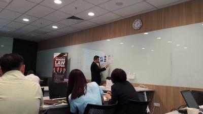 Half-day training on CIPAA2012