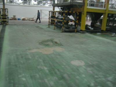 PU MF Flooring, Beverage Food Processing Plant F&N, Petaling Jaya