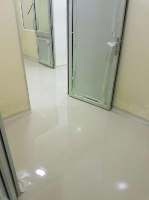 PU MF Flooring System, GMP Cleanroom, Subang USJ