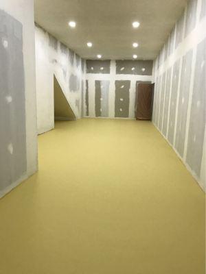 PU MF Flooring System, Herbs Manufacturing Plant, Balakong