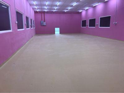 PU MF Flooring System, Coffee Manufacturing Plant, Rawang Serendah