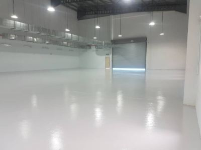 Epoxy Water Based Coating on a Warehouse Printing Plant, Bandar Teknolgi Kajang, Kajang, Selangor