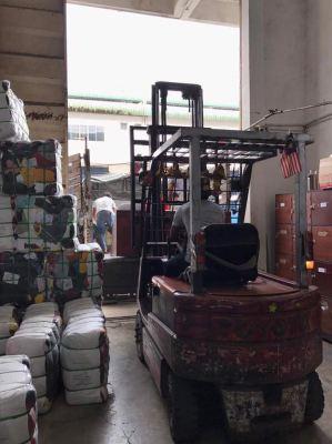 05.05 .2017 Loading bundle to customer's lorry