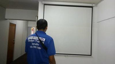 Budget  Screen Installation