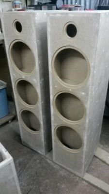 Custom Made 10inch Tower Speaker Box