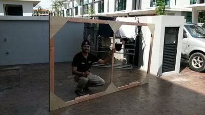 DIY Screen Frame