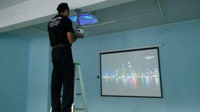 Budget Tadika Installation