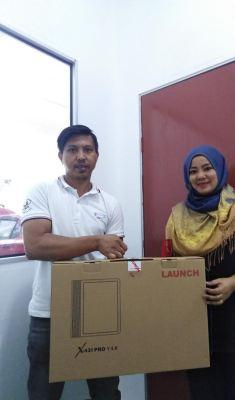 Mr Aizat / Mr Halif  (September 2020) - Balakong, Selangor