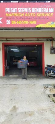 Mr Hafiz (January 2021) - Chukai, Terengganu