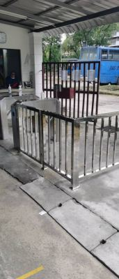 Turnstile with Face Recognition