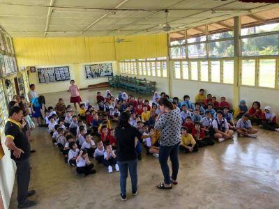New intake March SJKC Poy Hwa Pasir Parit (Kelantan)