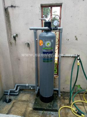 NanoTec FRP Outdoor Water Filter Service - Puchong, Selangor