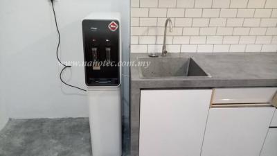 NanoTec Water Dispenser Floor Standing Service - Subang Jaya, Selangor