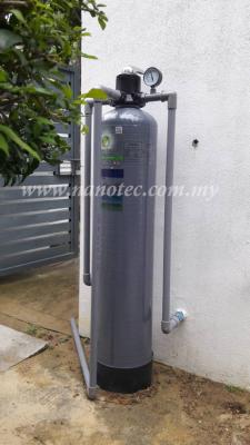 NanoTec FRP (Fiber) Outdoor Water Filter Service - Desa Park City