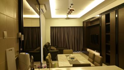 Condo Interior Design @Icon City, Petaling Jaya