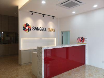 Sanggul Emas Oil & Gas Factory and Office Design @ Factory Pasir Gudang, Johor, Malaysia