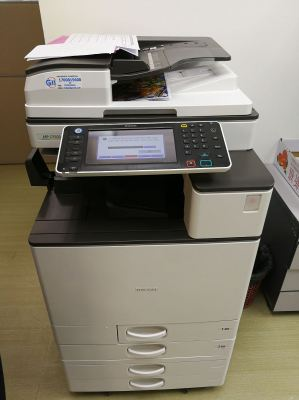 INSTALLATION AND TRAINING PHOTOCOPIER MACHINE TO CUSTOMER SITE OFFICE