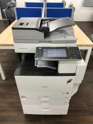 SET UP ONE UNIT OF COPIER FOR LEGAL FIRM
