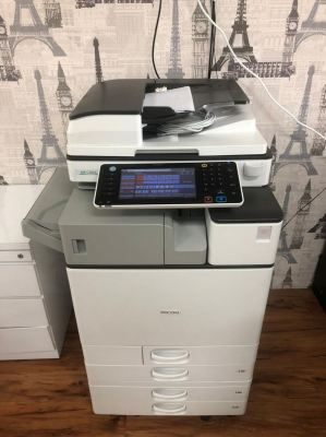 SET UP ONE UNIT OF COPIER MACHINE IN CUSTOMER OFFICE