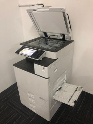 SET UP ONE UNIT OF PHOTOCOPIER MACHINE FOR CUSTOMER