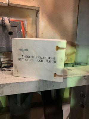 SELAS OXYGEN BURBER FOR GLASS APPLICATION