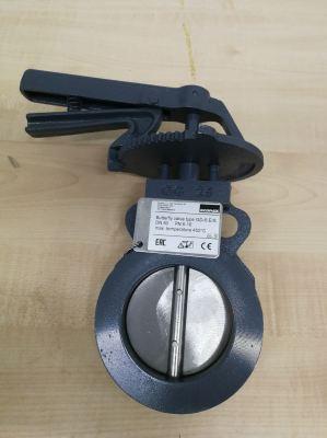 ECONEX GDH4-80 BUTTERFLY VALVE DN80 MAX TEMPERATURE 450 DEG C