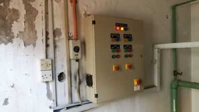 service water pump system Union Heights Condominium KL
