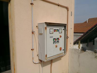 service water pump Vista Seri Putra Kajang