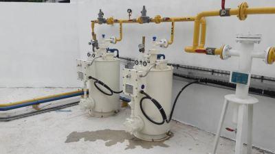 KGE LPG Vaporizer