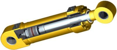 Customized Hydraulic Cylinder