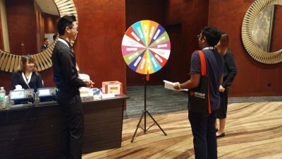 Keysight Measurement Forum 2017 - Wheel of Fortune