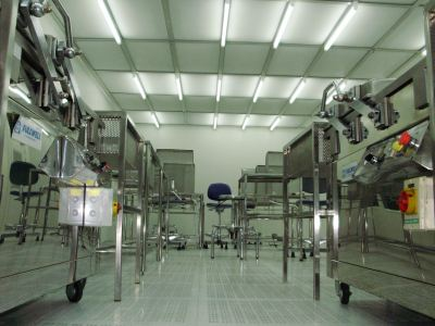 Class 10 Cleanroom