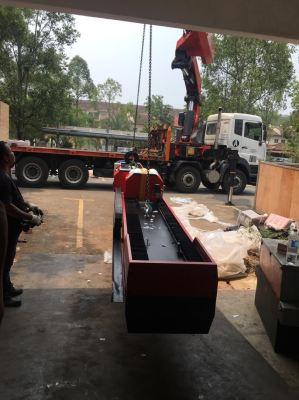 Arrival of New Fiber Laser Cutting Machine
