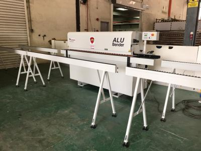 Delivery of Alu Bender
